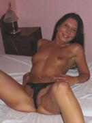 Das Profilbild einer dünnen 27-Jährigen mit wenig Busen